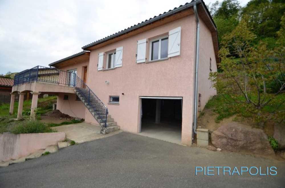 Tarare Rhône Haus Bild 3943530