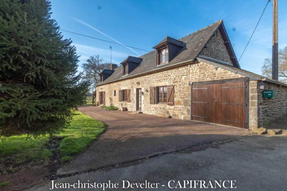 Gorron Mayenne Haus Bild 3997821