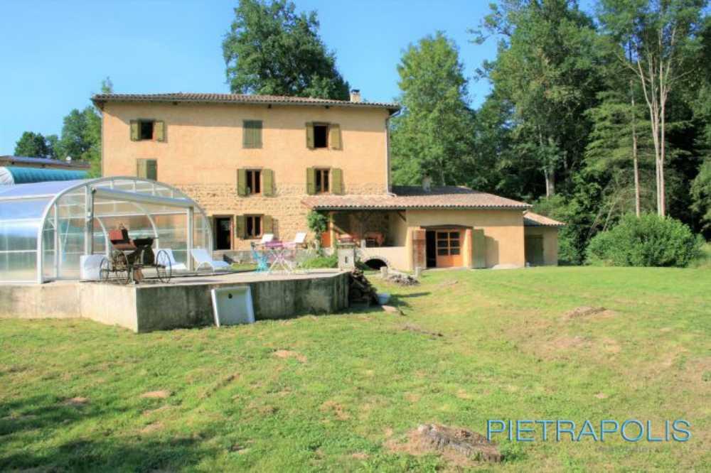 Pontcharra-sur-Turdine Rhône huis foto 3921662
