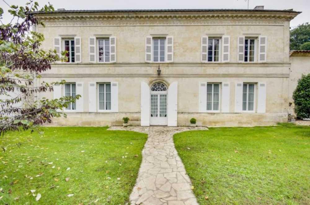 Saint-Aubin-de-Blaye Gironde Haus Bild 3909170