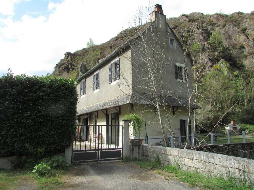 Vieillevie Cantal huis foto 3938200