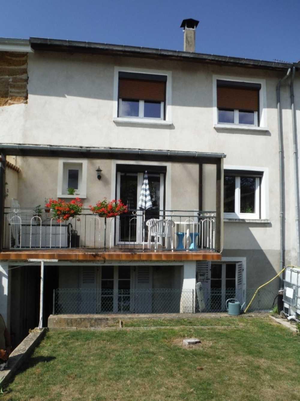 Tarare Rhône Dorfhaus Bild 3998363