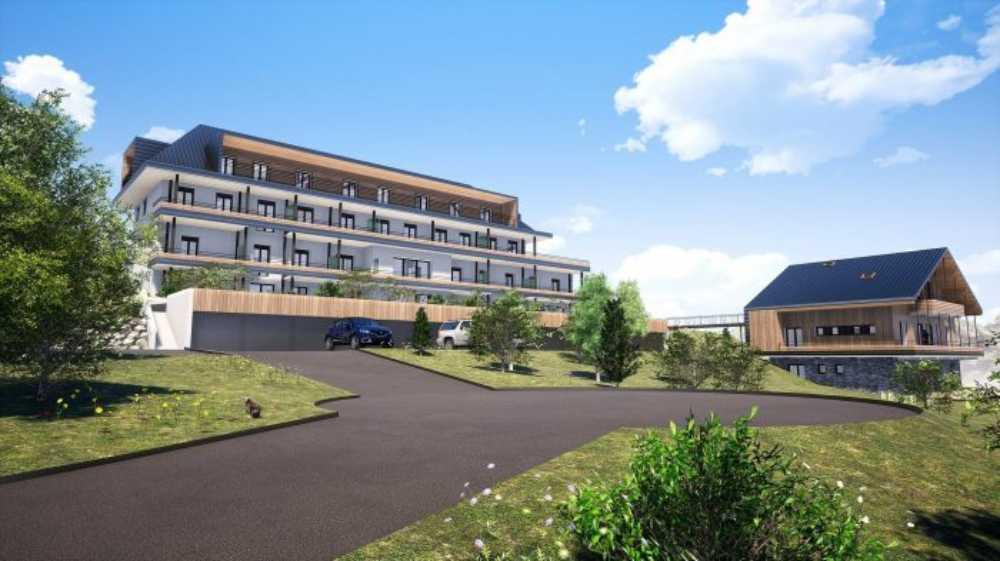 Le Fayet Haute-Savoie Apartment Bild 3927776