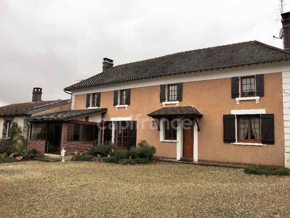 Bussy-en-Othe Yonne Haus Bild 3938670