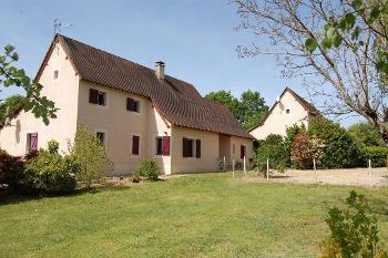 Hautefort Dordogne huis foto