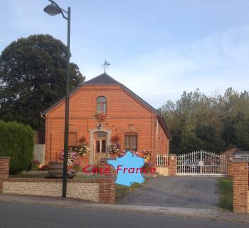 Origny-en-Thiérache Aisne huis foto