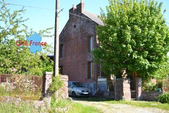 Barzy-en-Thiérache Aisne house foto