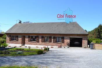 Le Nouvion-en-Thiérache Aisne huis foto