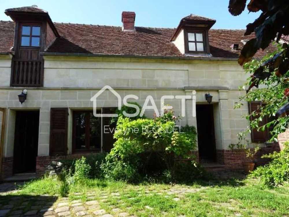 Breuil-le-Vert Oise huis foto 4086707