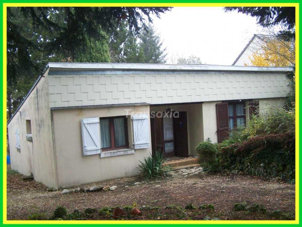 Saint-Florent-sur-Cher Cher Haus Bild 4056751