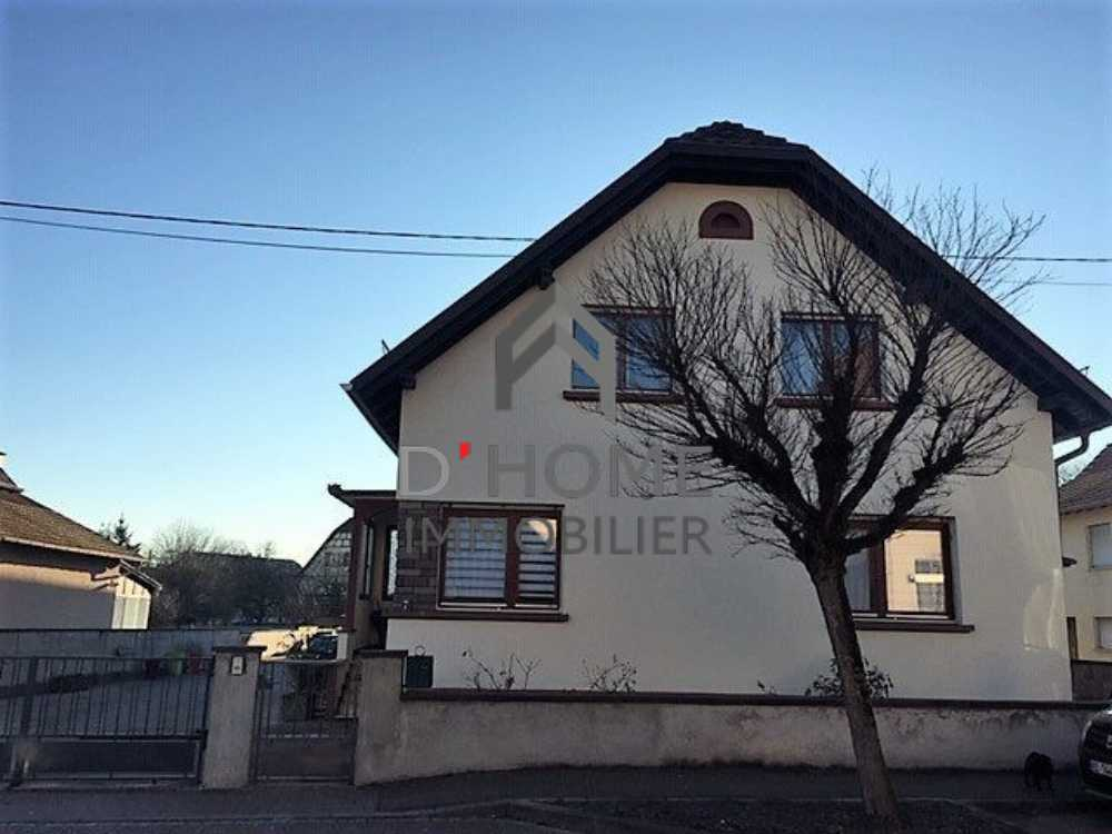 Gambsheim Bas-Rhin huis foto 4044455