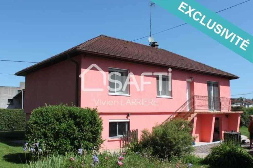 Corre Haute-Saône huis foto 4078735