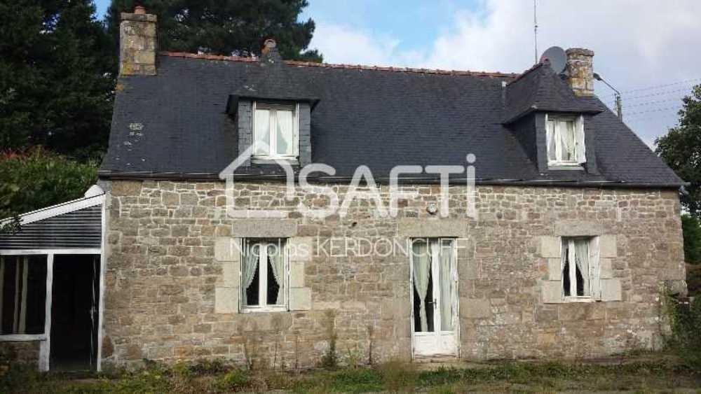 Plouaret Côtes-d'Armor Haus Bild 4083885
