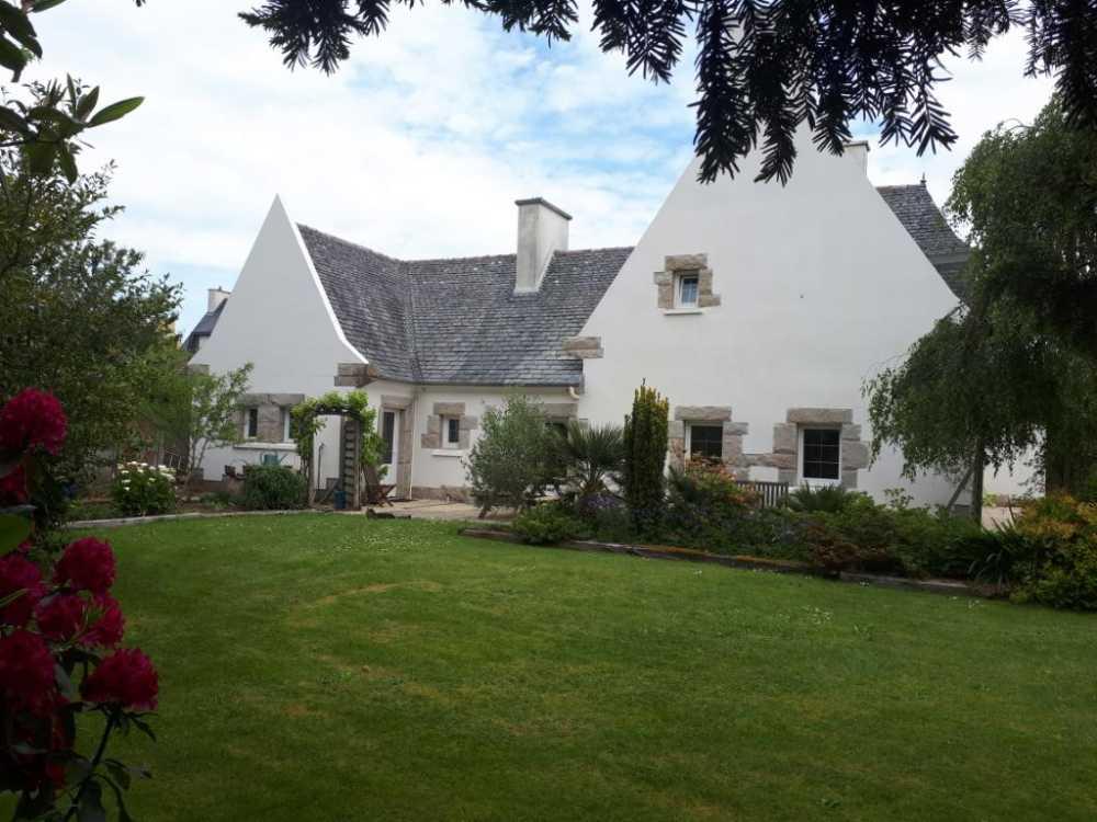 Plouigneau Finistère Haus Bild 4064733