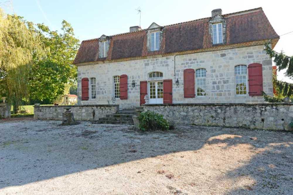Le Temple-sur-Lot Lot-et-Garonne maison bourgeoise foto 4043735