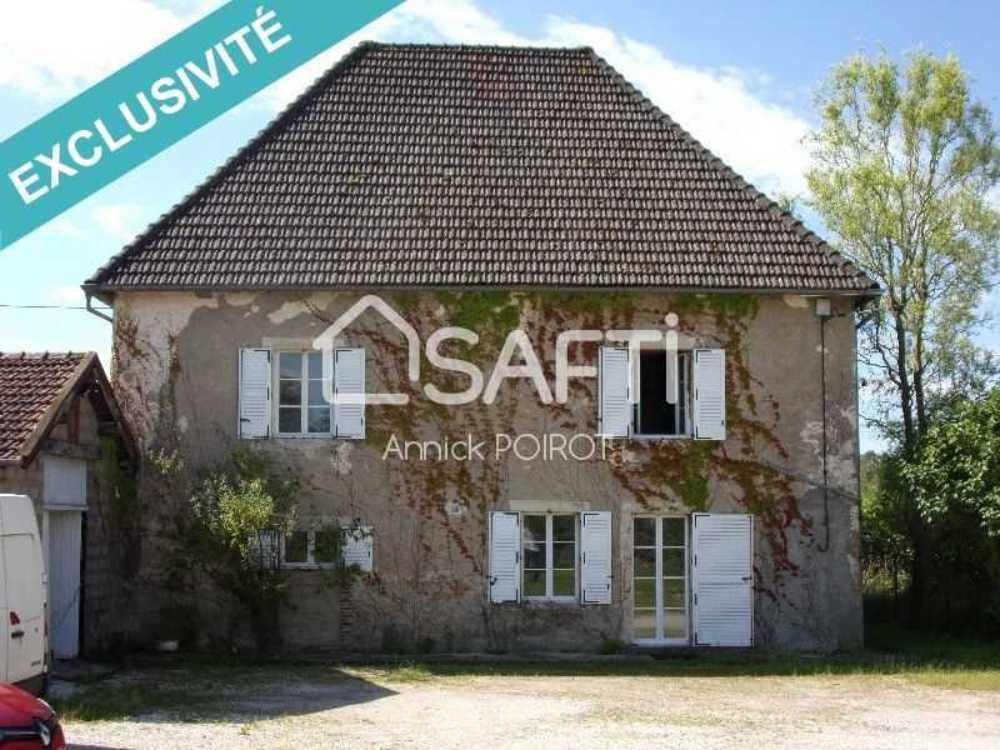 Jussey Haute-Saône huis foto 4080644