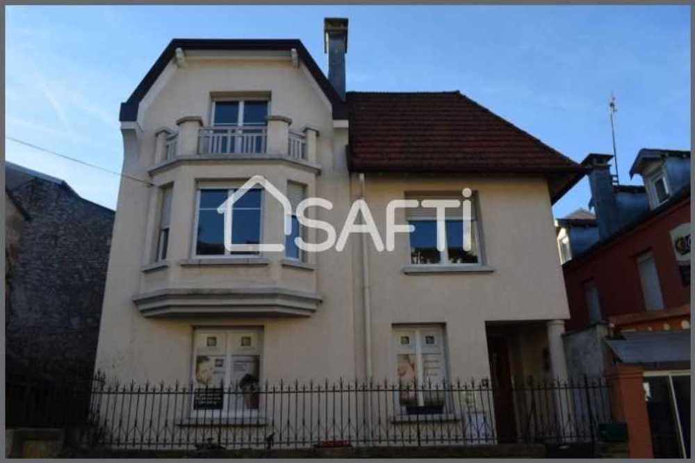 Remiremont Vosges Haus Bild 4078051