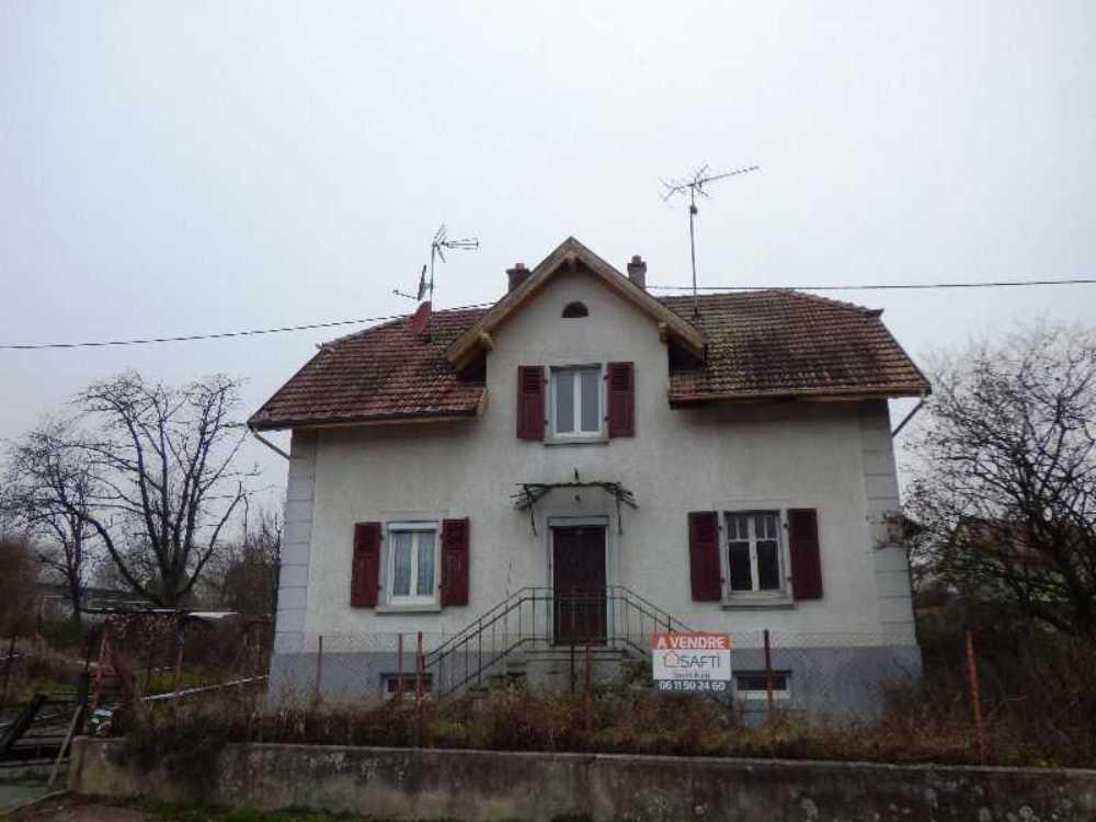 Hirsingue Haut-Rhin Haus Bild 4081021
