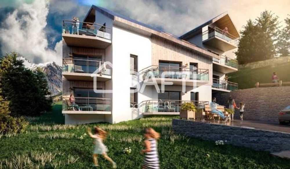 Saint-Michel-de-Chaillol Hautes-Alpes Apartment Bild 4078605