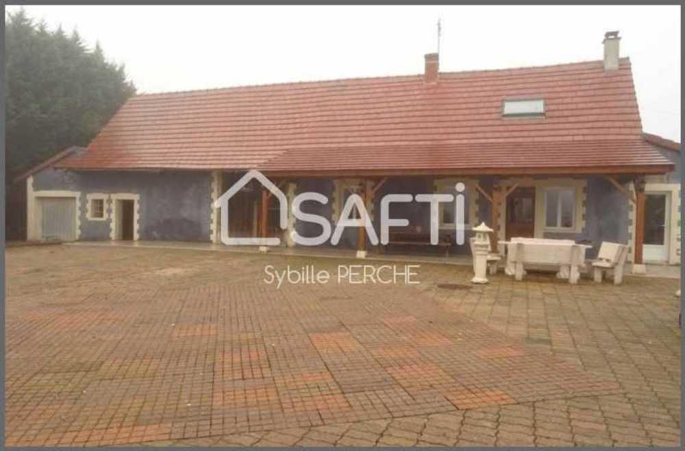 Baudrières Saône-et-Loire Haus Bild 4086535