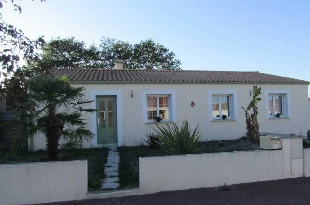 Coëx Vendée Haus Bild 4059501