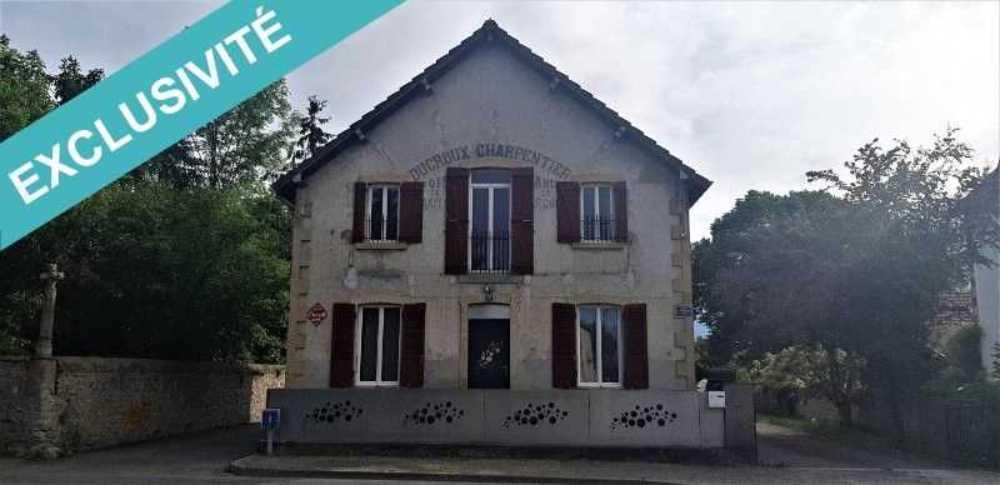 Toulon-sur-Arroux Saône-et-Loire huis foto 4084234