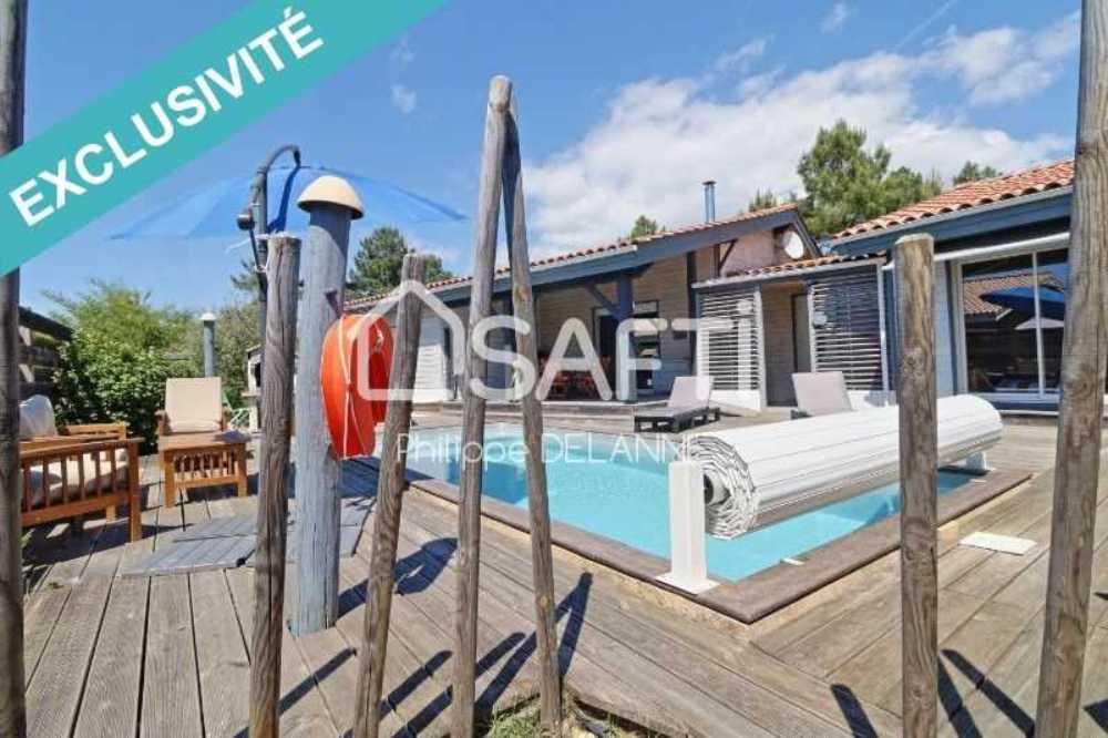 Lanton Gironde huis foto 4084559