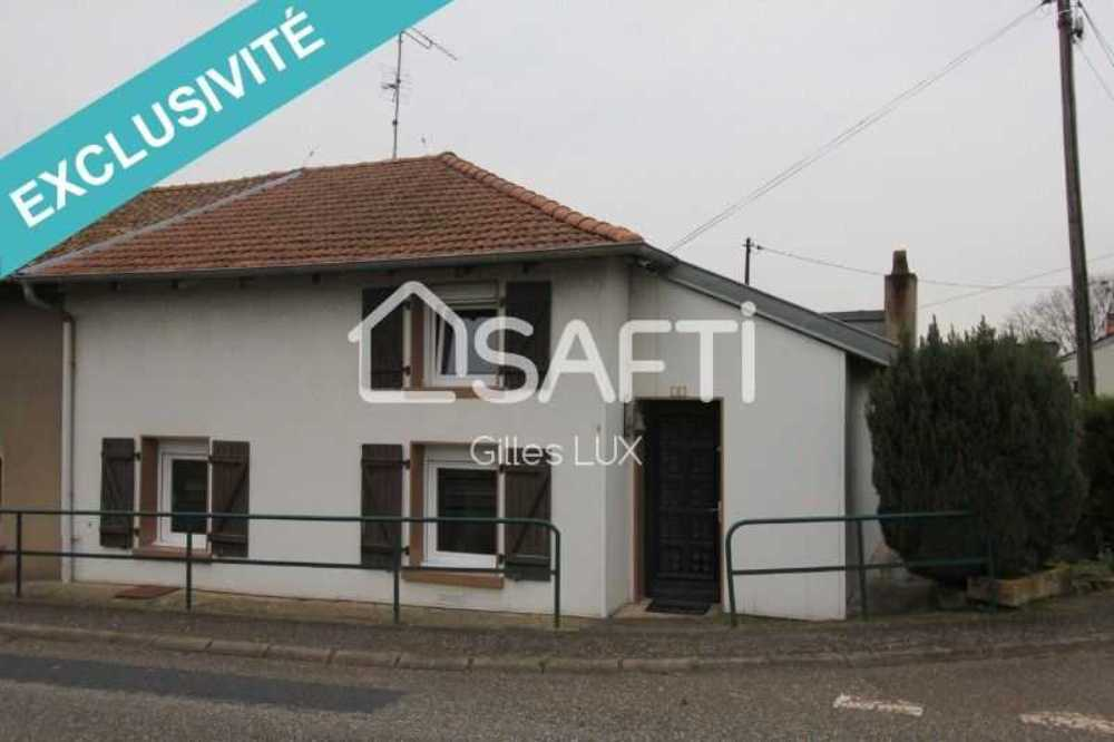 Maizières-lès-Vic Moselle huis foto 4078870
