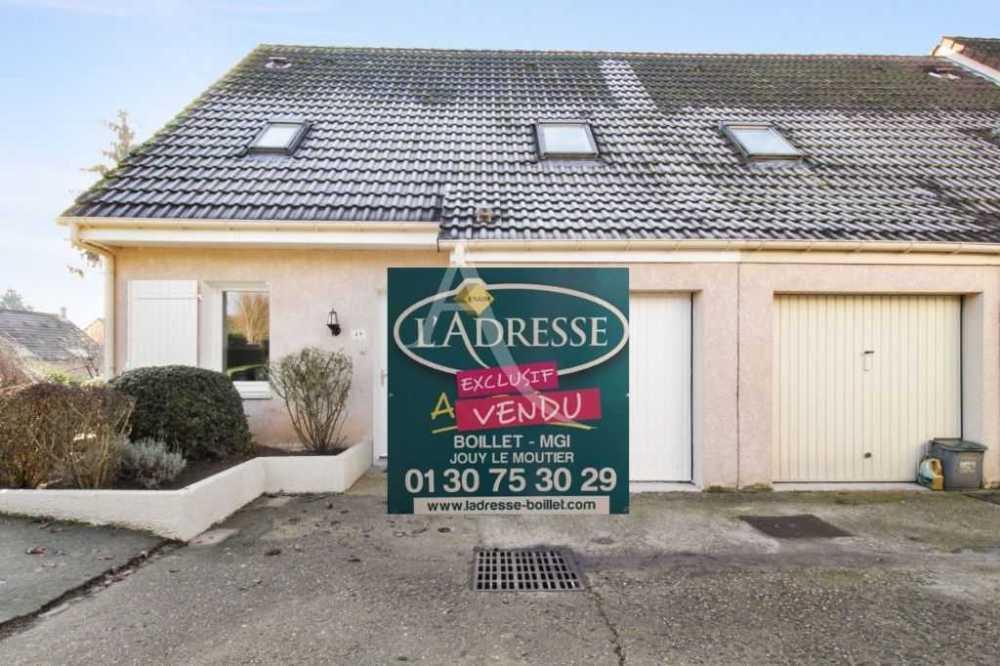 Vauréal Val-d'Oise Haus Bild 4088363