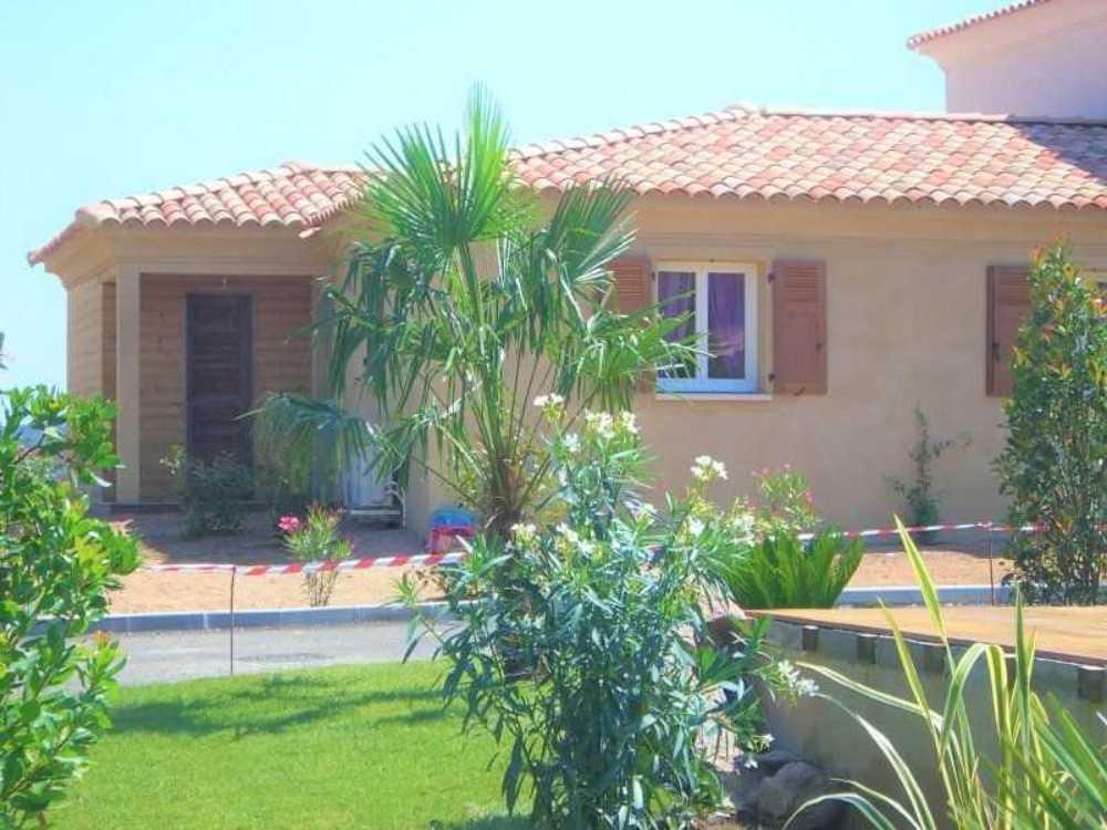 Sainte-Lucie-de-Porto-Vecchio Corse-du-Sud huis foto 4077491