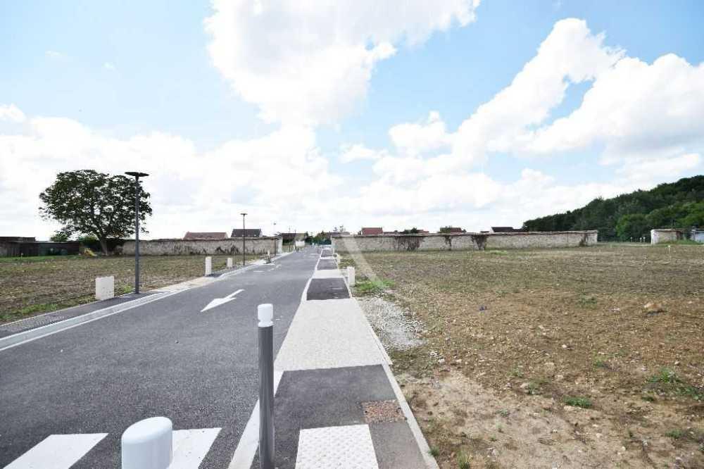 Vulaines-sur-Seine Seine-et-Marne terrein foto 4057410