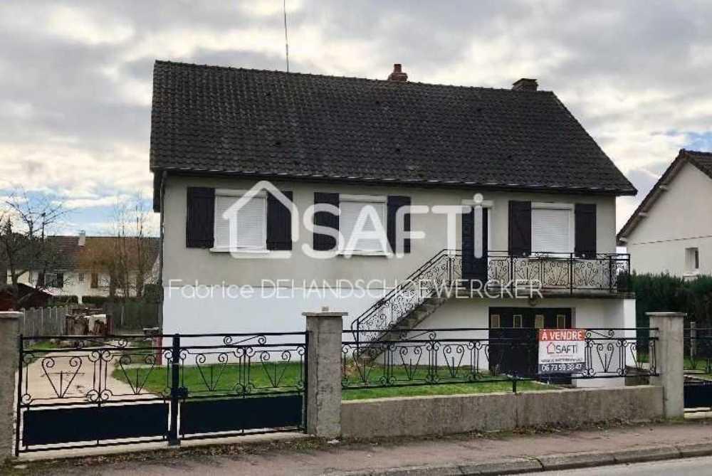 Cosne-Cours-sur-Loire Nièvre huis foto 4086259
