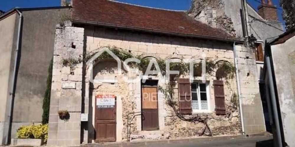 Montigny-le-Gannelon Eure-et-Loir huis foto 4080034