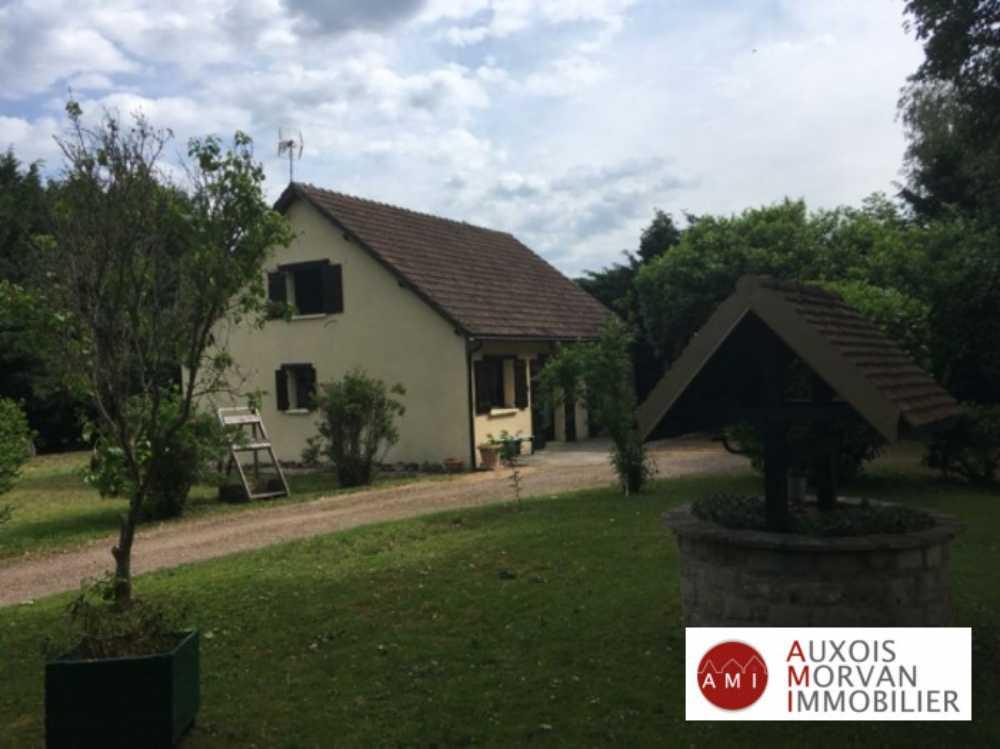 Semur-en-Auxois Côte-d'Or Haus Bild 4046151