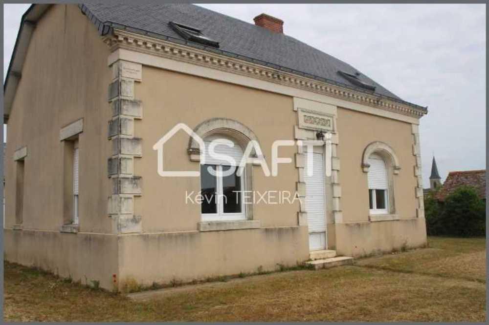 Sablé-sur-Sarthe Sarthe huis foto 4085998