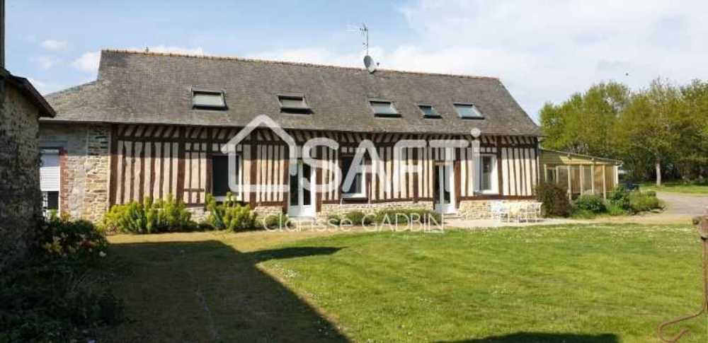La Guerche-de-Bretagne Ille-et-Vilaine Haus Bild 4078914