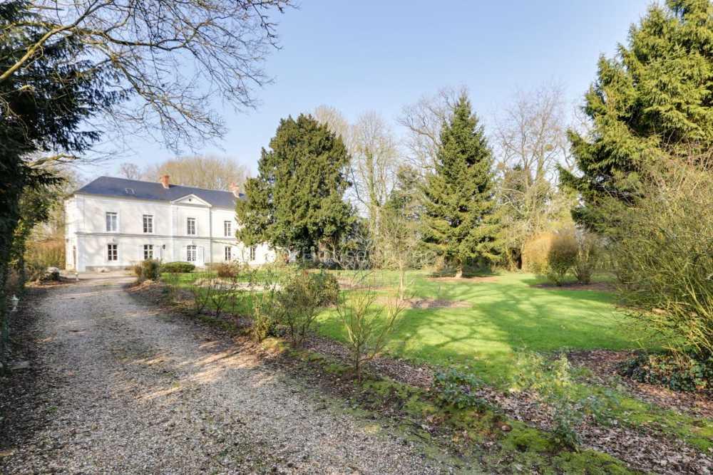 te koop maison bourgeoise Le Neubourg Haute-Normandie 1
