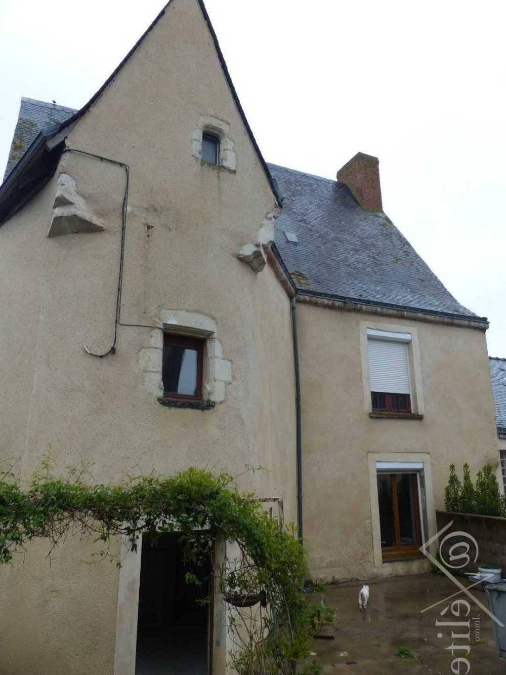 Sablé-sur-Sarthe Sarthe Haus Bild 4059905