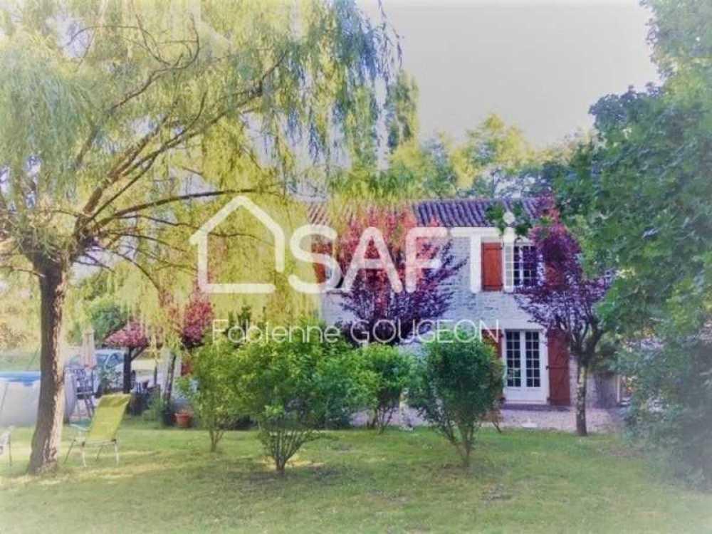 Saint-Amant-de-Boixe Charente Haus Bild 4072990
