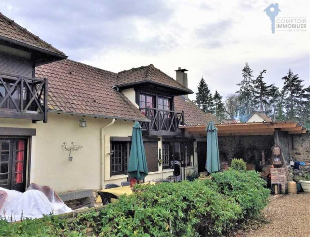 La Croix-Saint-Leufroy Eure Haus Bild 4058535