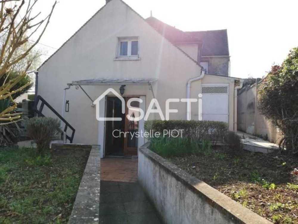 Chéroy Yonne Haus Bild 4077018