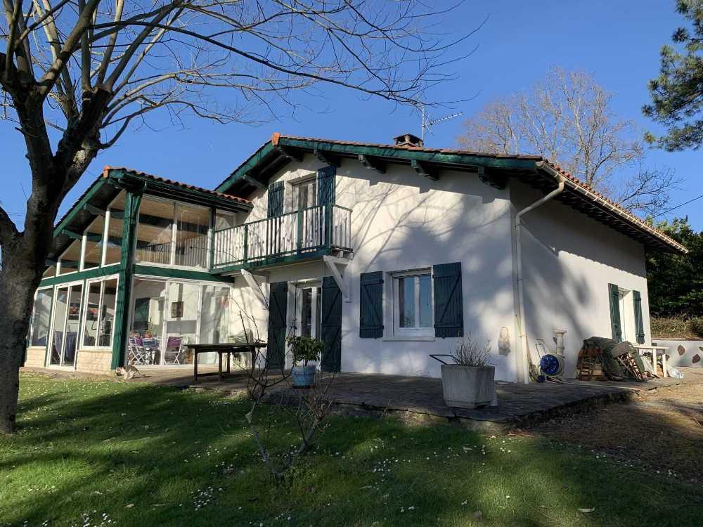 Ascain Pyrénées-Atlantiques Haus Bild 4058075