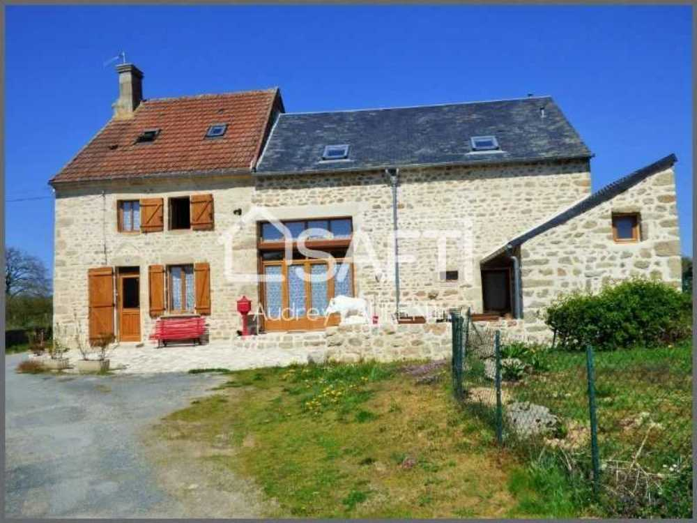 Toulx-Sainte-Croix Creuse huis foto 4078724