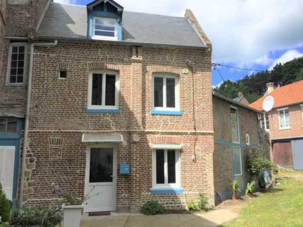 Saint-Valéry-en-Caux Seine-Maritime huis foto 4087292