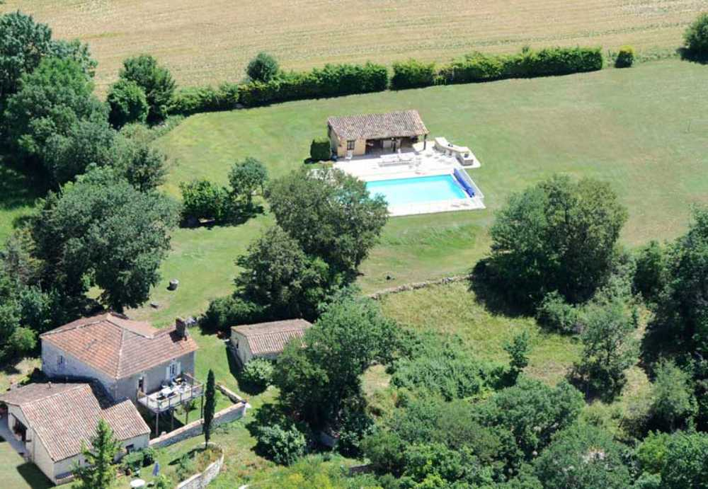 Montcuq Lot Bauernhof Bild 4043712