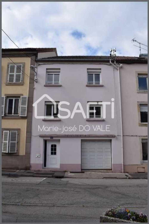 Remiremont Vosges Haus Bild 4080975