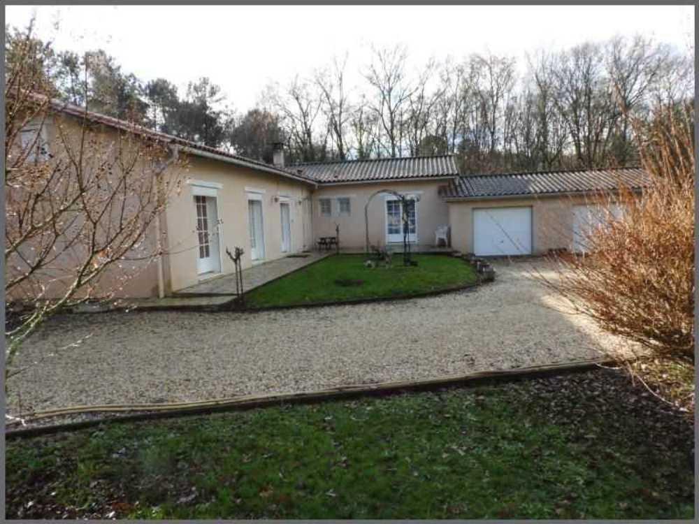 La Roche-Chalais Dordogne huis foto 4073949