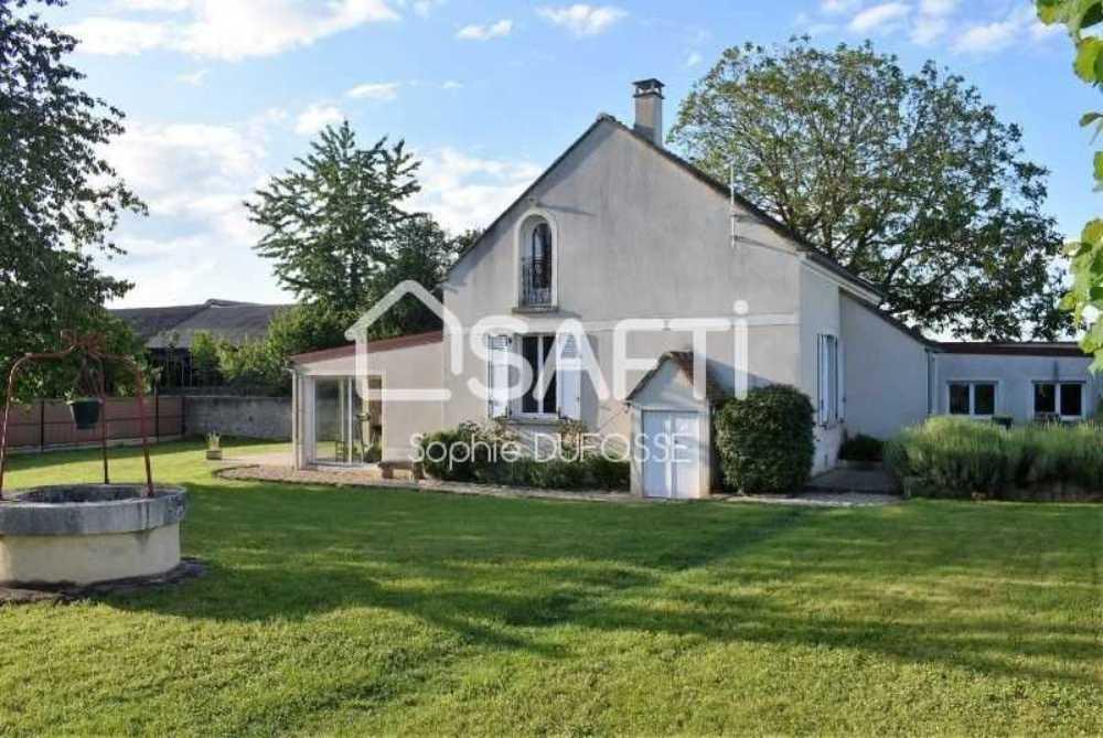 Marolles-sur-Seine Seine-et-Marne terrein foto 4084551