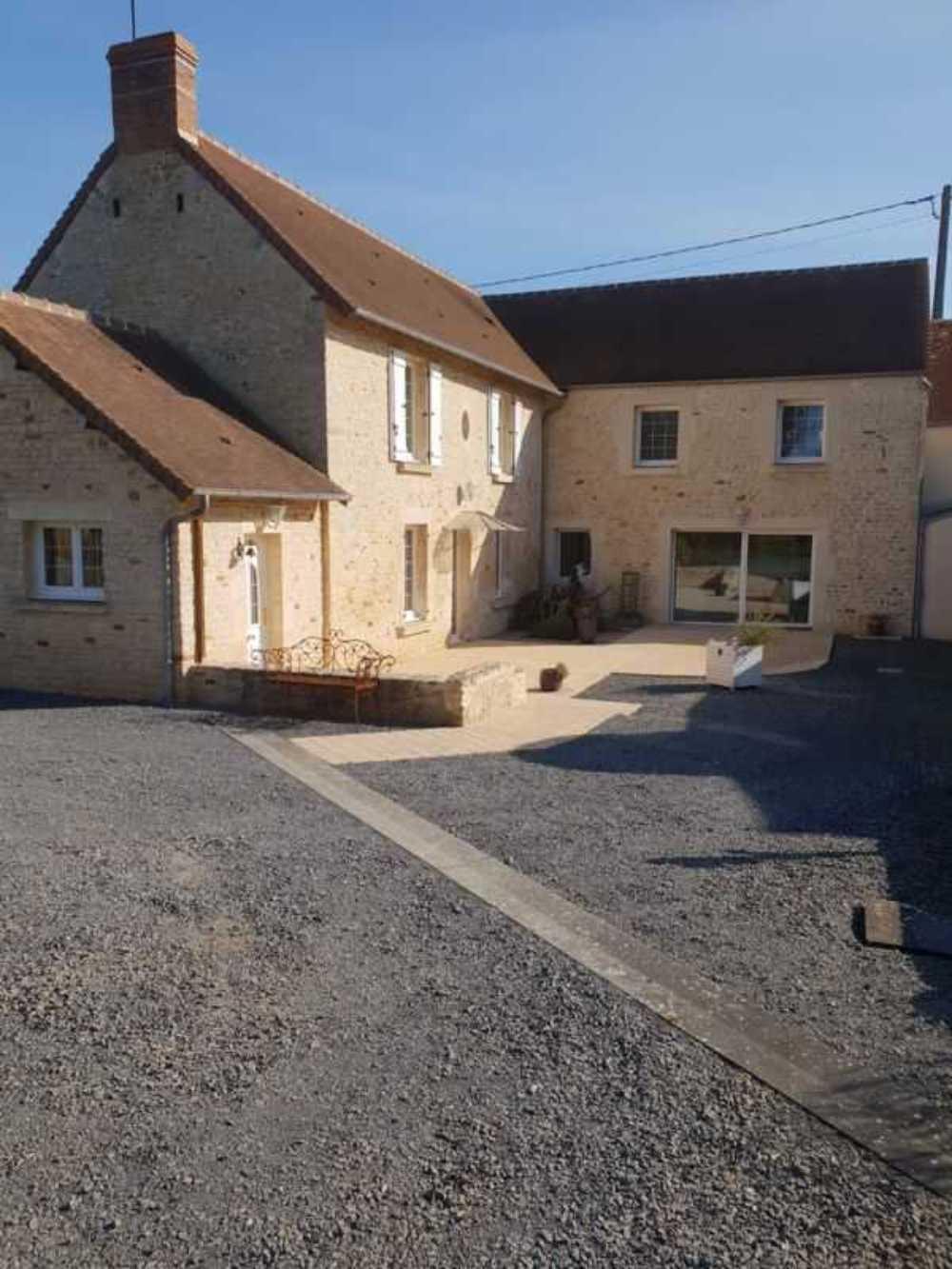 Falaise Calvados Haus Bild 4078968