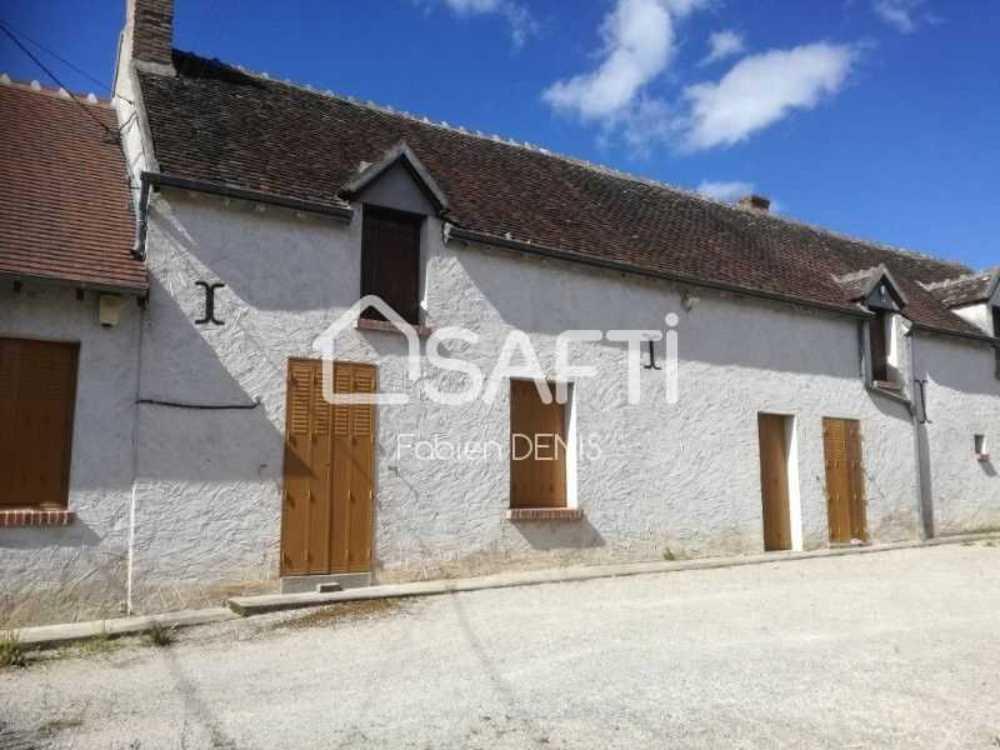 Châtillon-sur-Cher Loir-et-Cher huis foto 4082220
